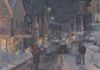 Commercial Street, Oil on Canvas (Sold)
