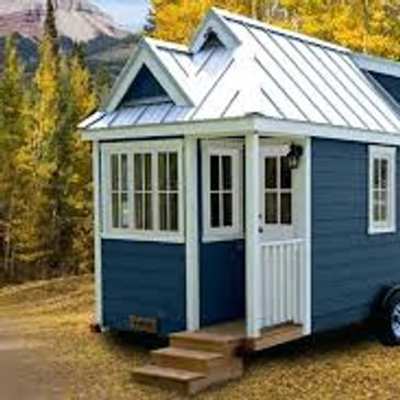 Tiny homes welcome!