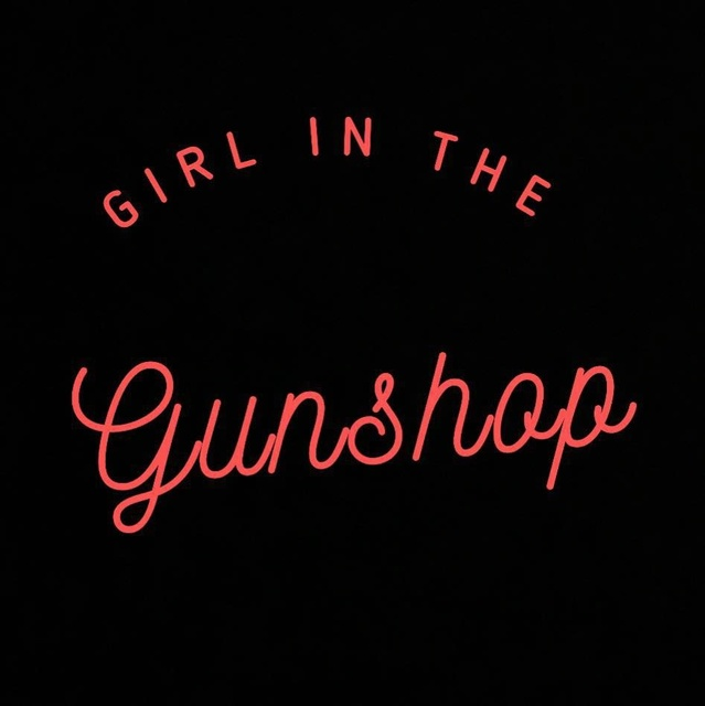 Girl in the Gunshop