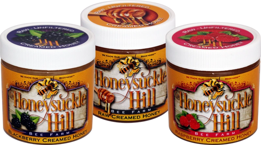 Creamed, Honey, Natural, Raw, Flavored, Flavors, Flavor, Bee, Local, Organic, Charlotte, NC