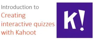 Introduction to Creating Interactive Quizzes with Kahoot!