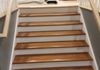 Beautifully finished stairs