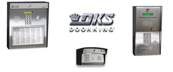 1810, 1802, 1812, 1871, 1862 Telephone Entry Intercom systems by DKS Doorking