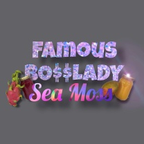 Famous Bo$$lady Organic Teas, Smoothies & Sea Moss