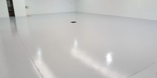 WA Painters Perth Polyurethane floor coating painting