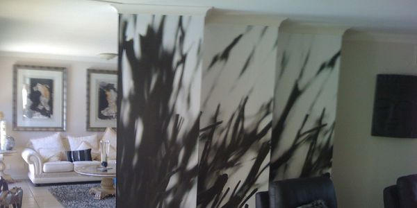 Another wallpaper project by WA Painters of Perth with Quality Painting and Service.