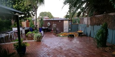 WA Painters-Perth paved home extensions