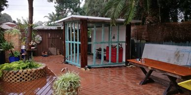 WA Painters-Perth man cave shed home improvements