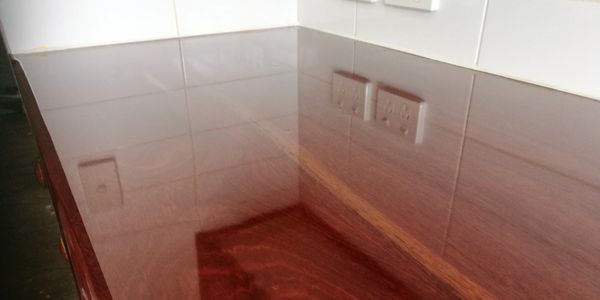 Feats & Watson Glass Finish  by WA Painters of Perth with Quality Painting 2 pack epoxy.