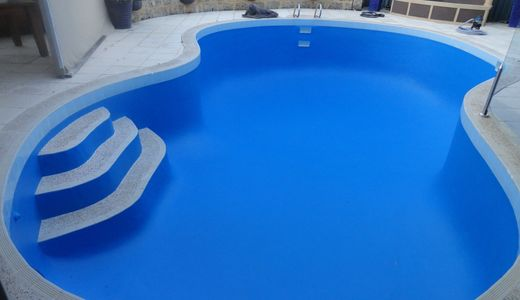WA Painters Perth concrete pool fibreglass pool special finishes Painter Perth, Painting Contractor