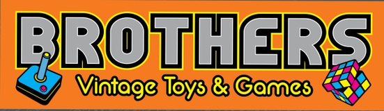 Brothers Vitage Toys and Games