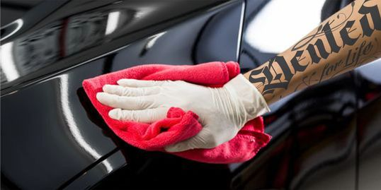 Fine cars and tattoos are both forms of art as is a well done paintless dent or hail damage repair