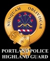 Portland Police Highland Guard