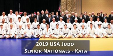 2019 USA Judo Senior Nationals - Kata