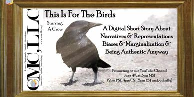 This Is For The Birds Digital Short Story, Viewer's Guide, Conscious Media Consulting, LLC