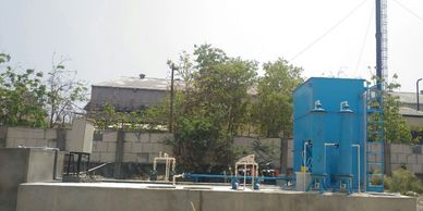 Compact stp, compact sewage treatment plant, packaged sewage treatment plant, sbr plant, wetland stp