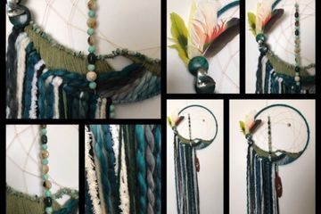 Dream Catcher, Green Stone Mountain