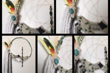 Dream Catcher, Sandy Mountain