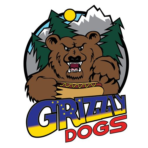 grizzly dogs logo