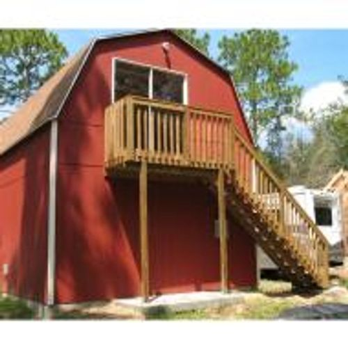 Build on Site | Southern Sheds Of Florida