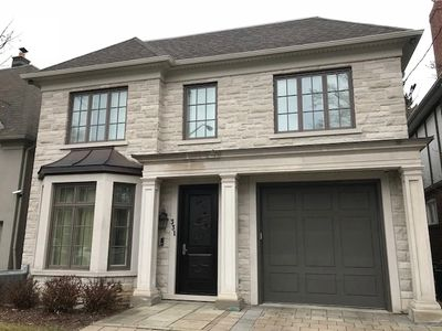 Exterior Painting - North York, ON