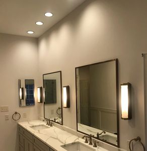 Custom Sleek Mirrors