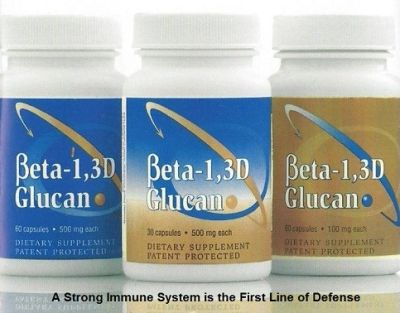 Transfer Point Beta-1,3D Glucan #300 Glucan