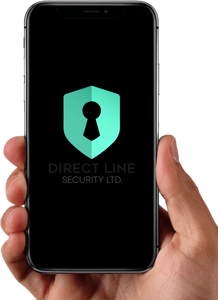 DIRECT LINE SECURITY PHONE APP