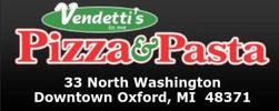 Local Oxford brewing company partnering with local pizza and pasta place, Vendetti's 48371