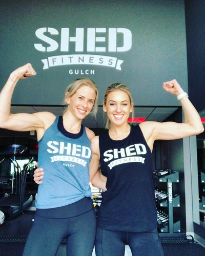 group fitness shed columbus fitness