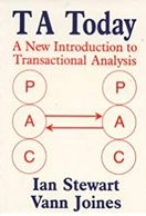 Transactional Analysis Book. Psychology and mental health book