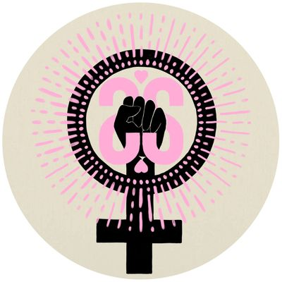 Feminist led women's CIC and collective of  creatives, artists, musicians and DJs .