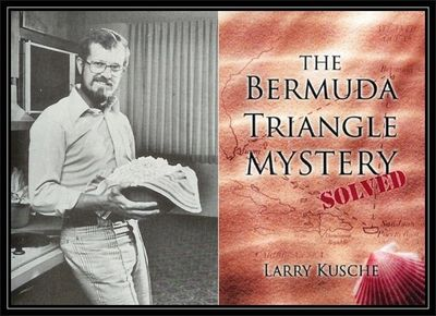 The Bermuda Triangle Mystery Solved,  Larry Kusche, Warwick parish Bermuda, Bermuda, triangle, alien
