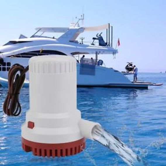 Rule Home Sump Pumps & Utility Submersible Pumps