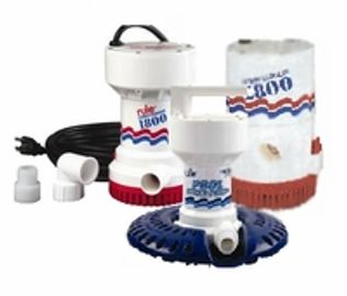 Rule Home Sump and Utility Submersible Pumps