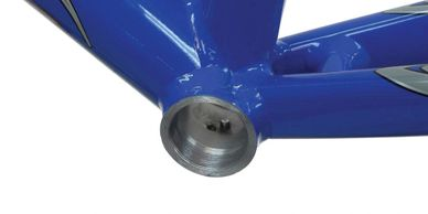 bicycle bottom bracket shell