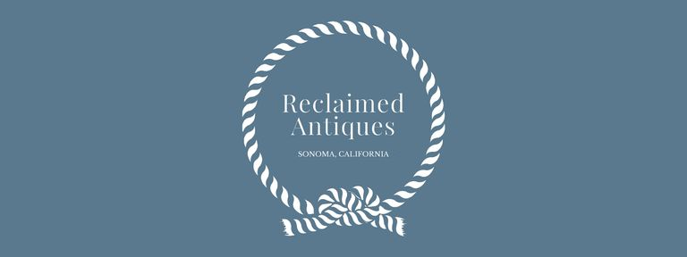 Reclaimed Antiques Sonoma; consignments, warehouse, estate sales, eBay