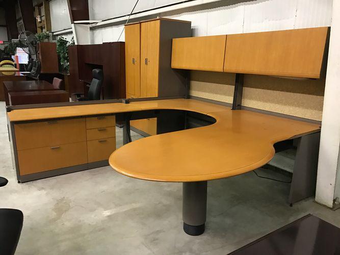 budget office interiors. Budget Office Interiors - Used Desks In Cleveland Akron, Ohio | I