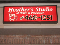 Heather's Studio of Drum & Percussion