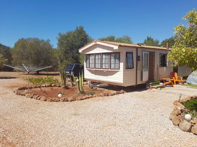 Mobile Home For Sale In The Algarve