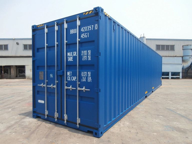 40 Foot Mobile Storage Shipping Container