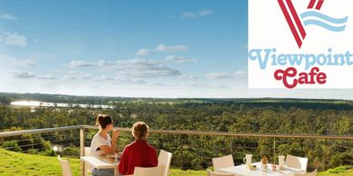 Viewpoint Café is an upmarket café in Waikerie with amazing panoramic views of the Murray River.