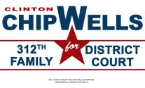 Chip Wells for Judge
