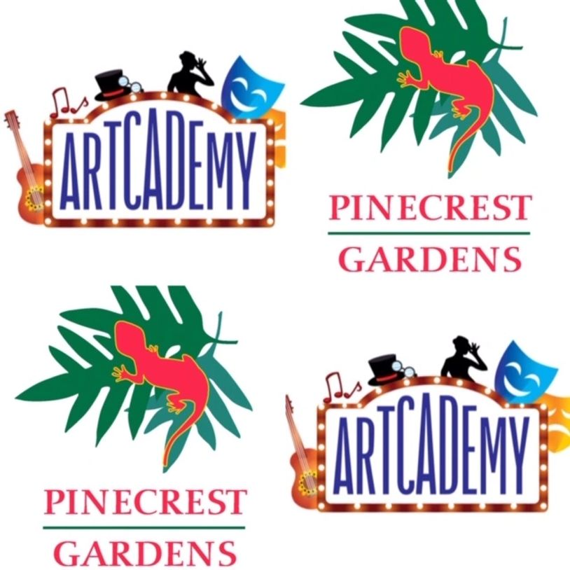 Artcademy programs at Pinecrest Gardens