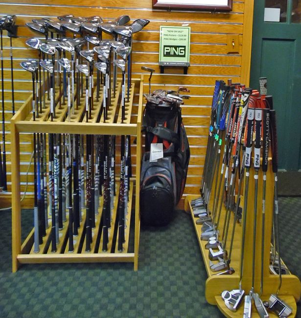 Golf clubs tailored for your grip