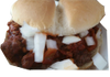 Try Rockin Burgers N Dogs Coney Burger. Casper Wyoming Food Truck
