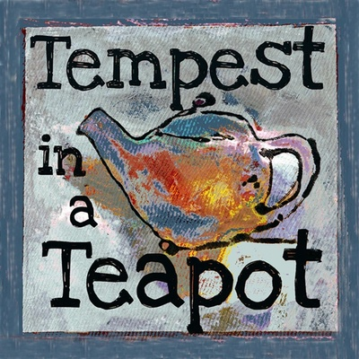 Tempest in a Teapot and Silver Flat Wear, LLC
