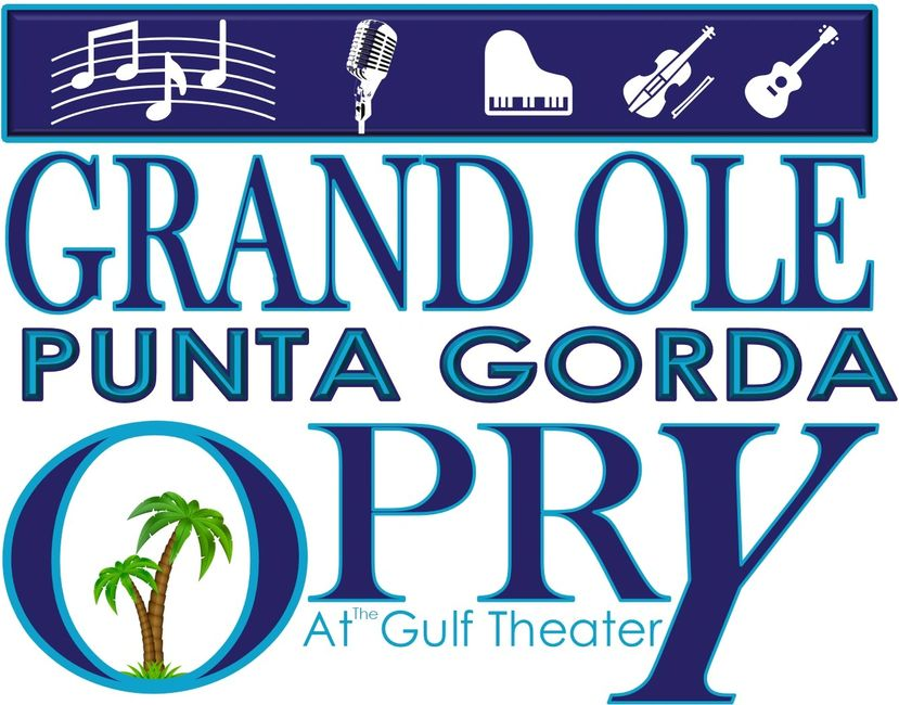 The Grand Ole Punta Gorda Opry Show at The Gulf Theater in Punta Gorda, FL.