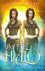 The Final Installment of The Binding of the Halo Saga, a paranormal romance.