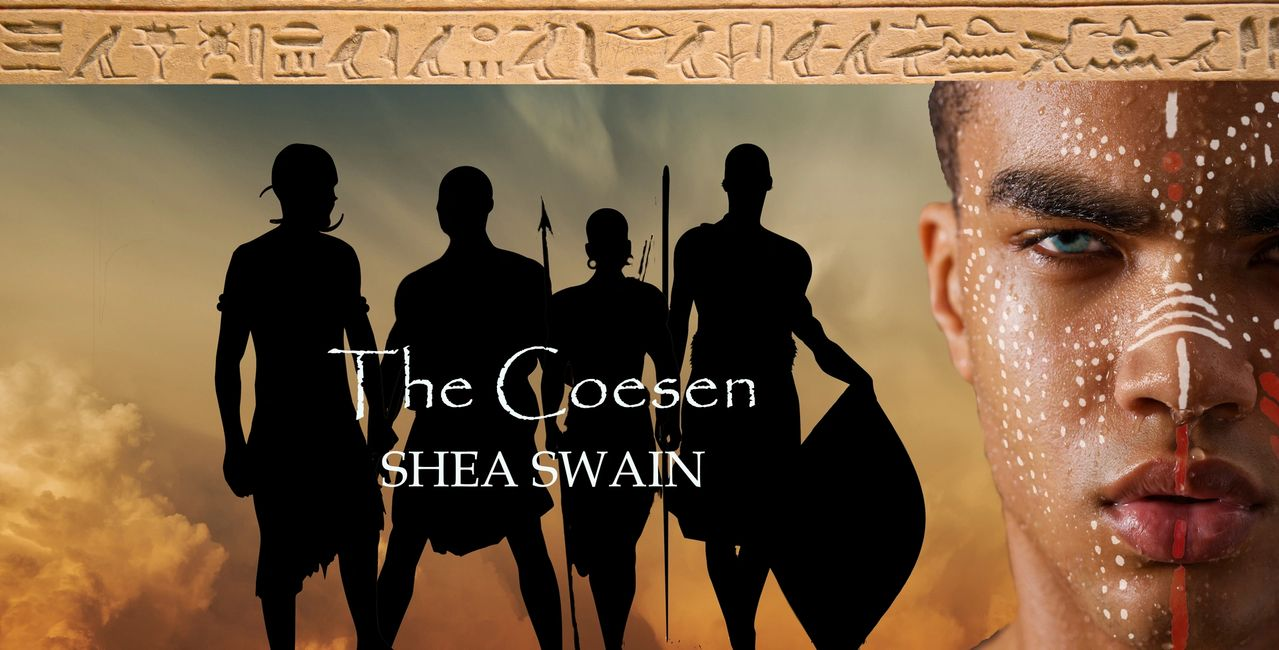 The Coesen, a historical paranormal romance by Shea Swain